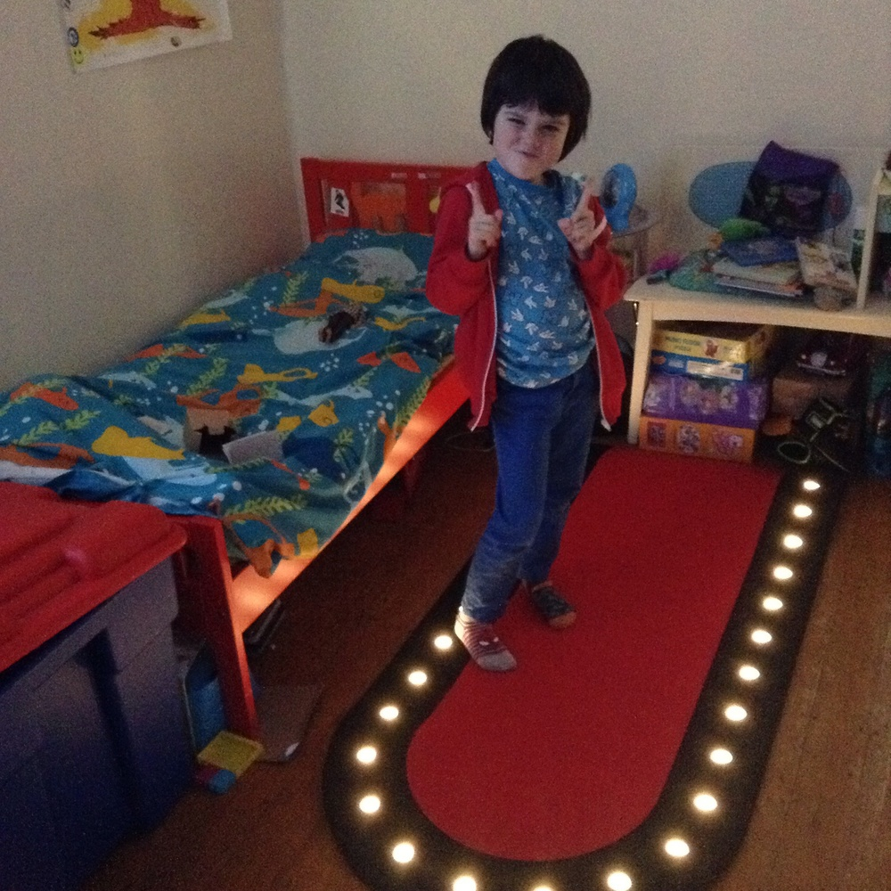 Your Own Home Catwalk For Your Little Performer Ikea