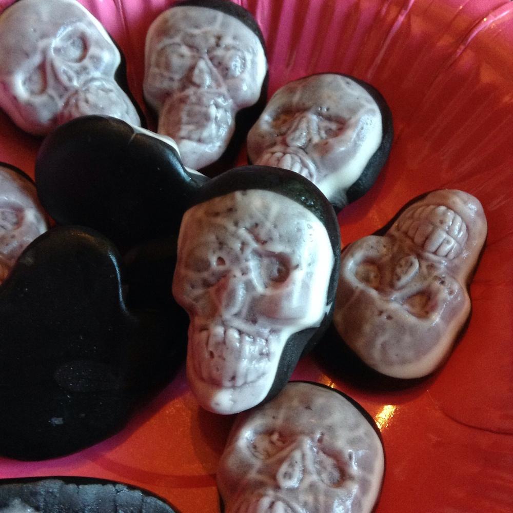 Scary Skulls £1.00