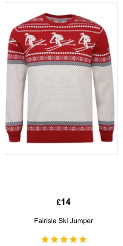 This is my choice to weta for Christmas Jumper Day, very 1970s!