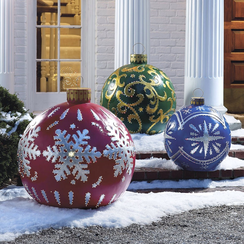make your garden a winter wonderland  the world of kitsch, Garden idea