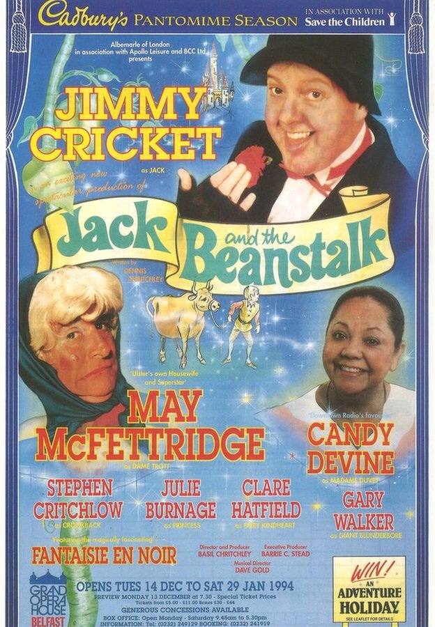 I went to this one, the year means I must have been 14. I remember May throwing packets of Cadbury's buttons into the audience.