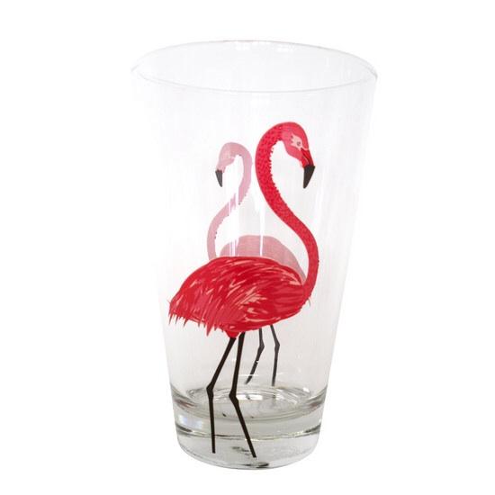 Flamingo tumbler £1.99