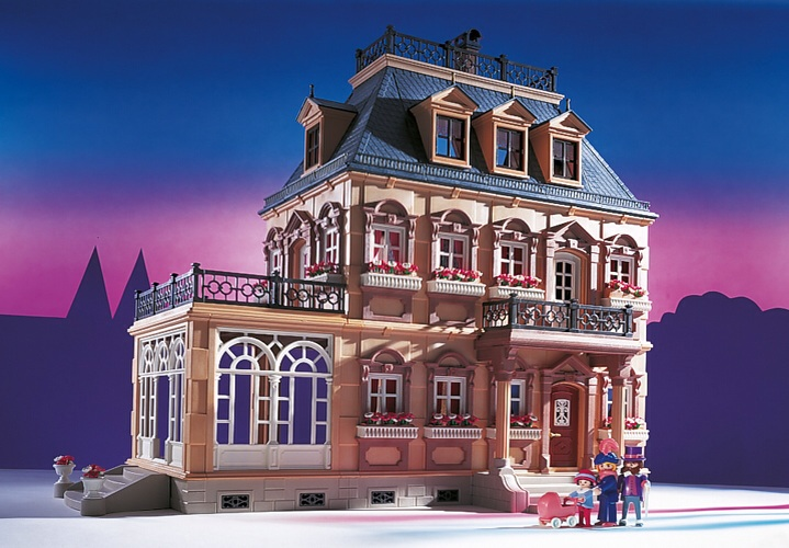 The Playmobil Victorian Mansion- Mine, and Some Really Cool Mods ...