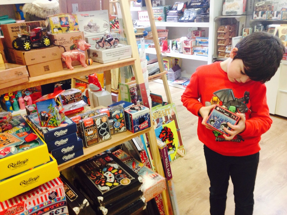 Vintage toys in 'Stock'