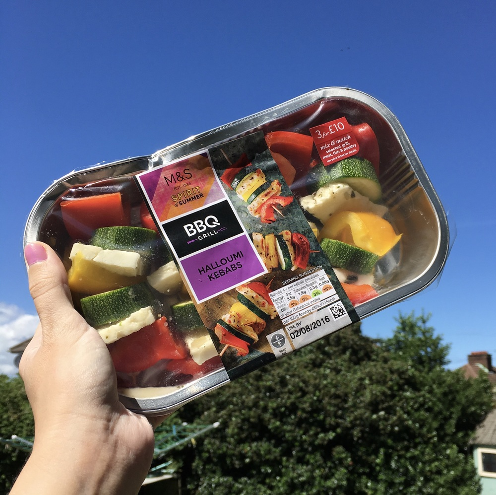 £4 or mix and match with other BBQ packs 3 for £10