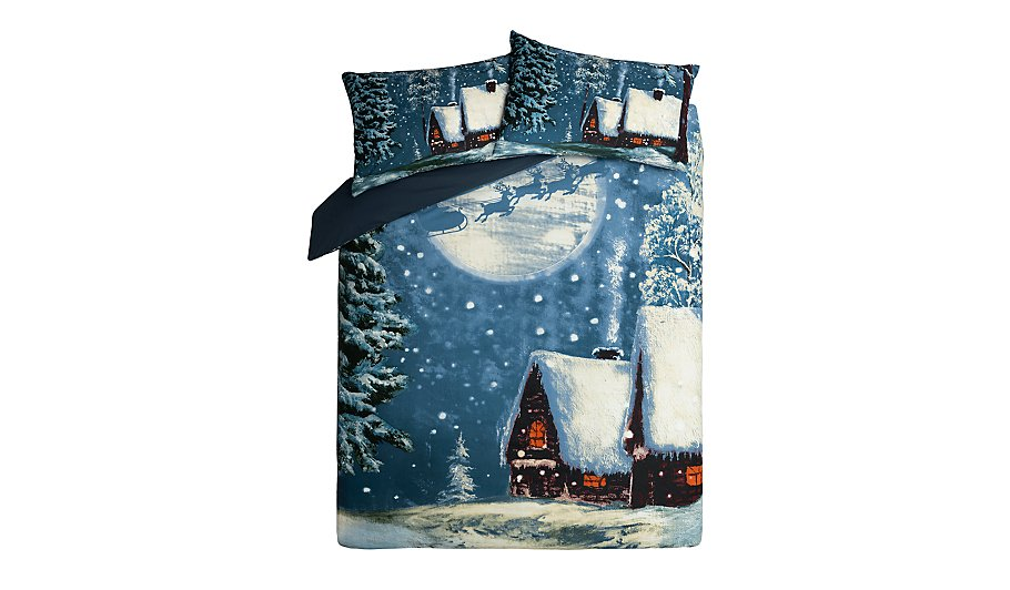 Asda Has Over 20 Christmas Themed Duvet Covers On Sale Now