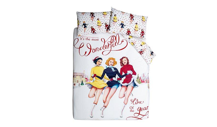 Asda Has Over 20 Christmas Themed Duvet Covers On Sale Now
