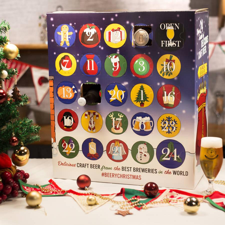 Image Result For Craft Beer Advent Calendar Beer Hawk