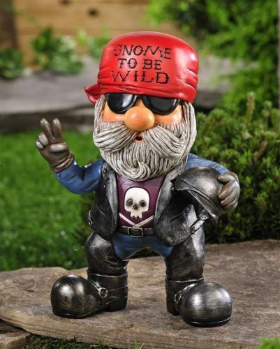 Trump supporting gnome