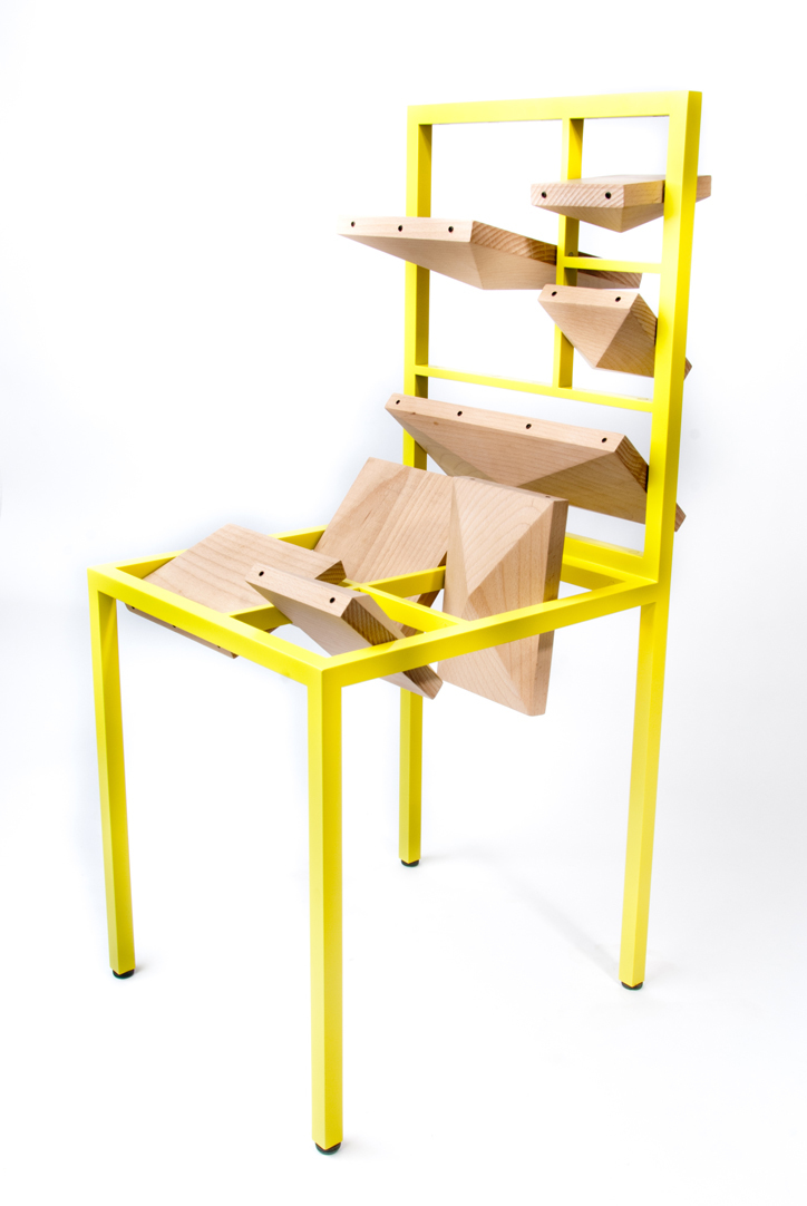 Pyramid Chair