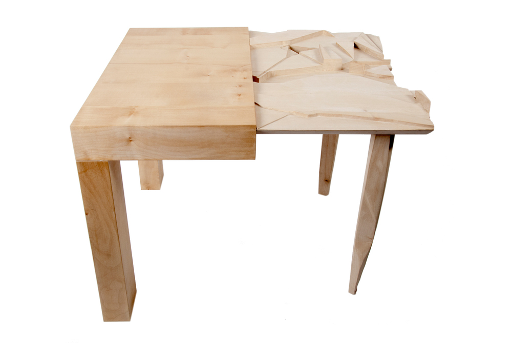 B-Side table