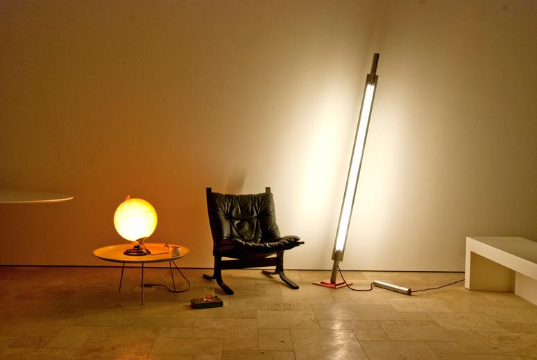 Scaffolding Lamp