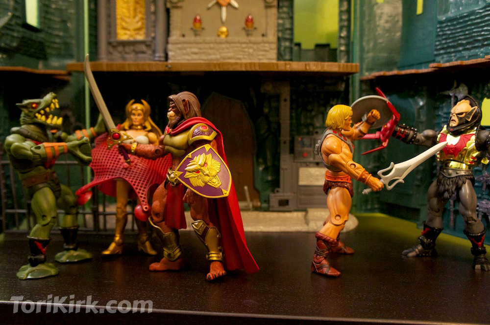 She-Ra is captures, can He-Man and Chief Carnivus save her?
