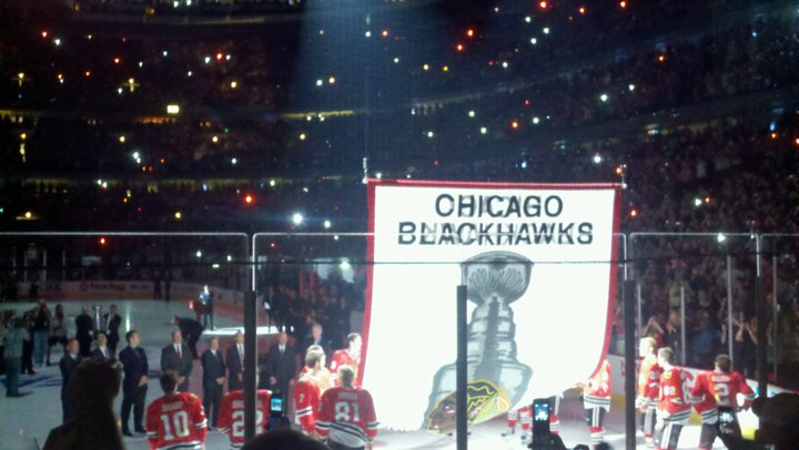 Chicago Blackhawks Stanley Cup Champs
