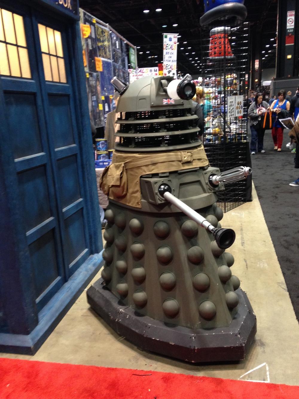 WW2 Dalek