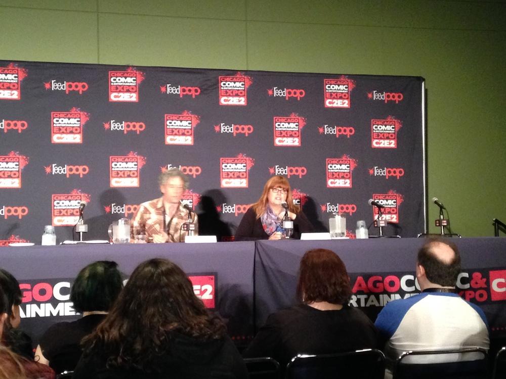 Gail Simone - Writer for DC and Dark Horse Comics