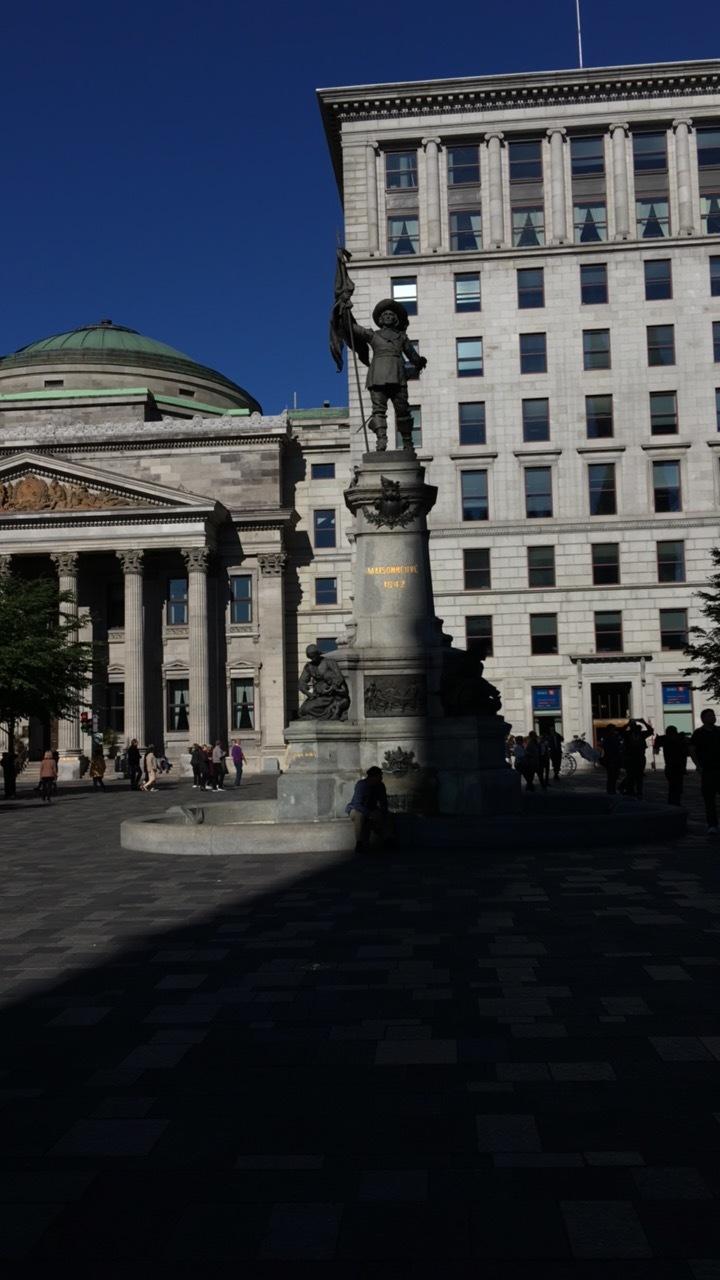 Place d'Armes Square