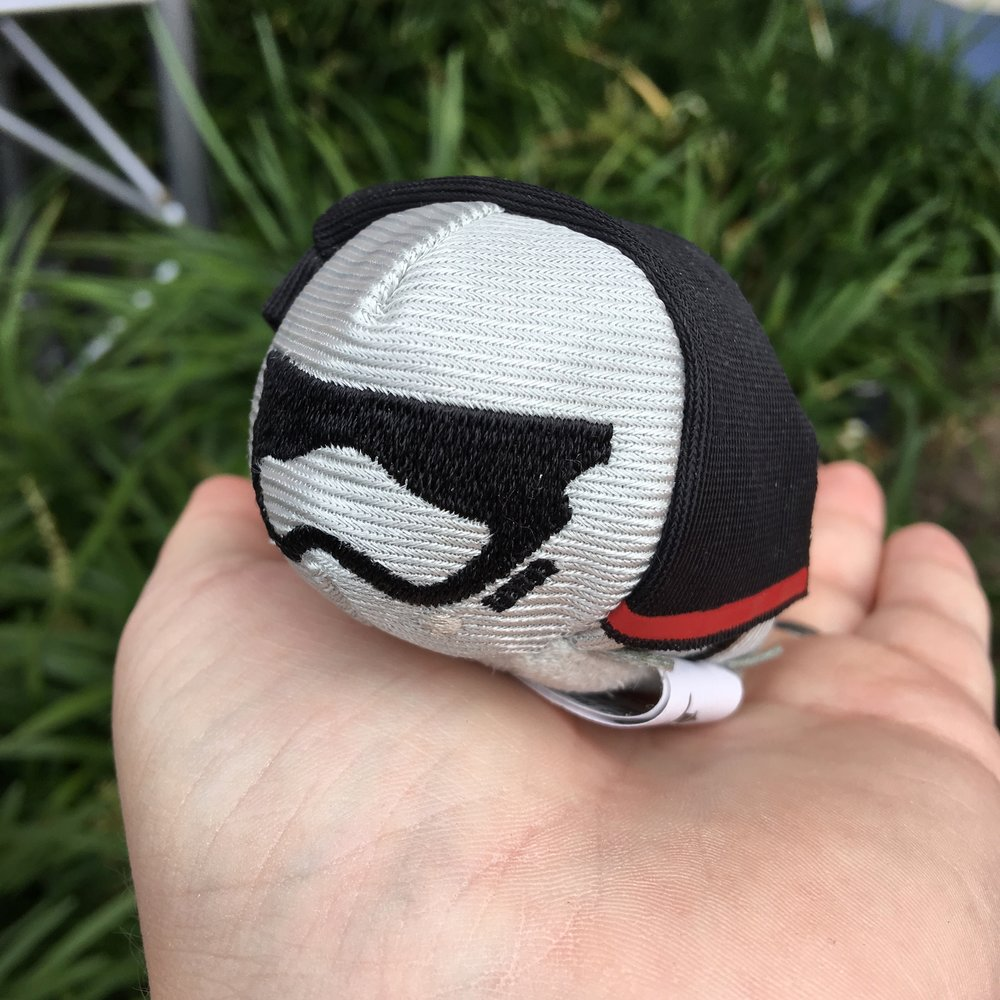 My first Tsum Tsum - Phasma