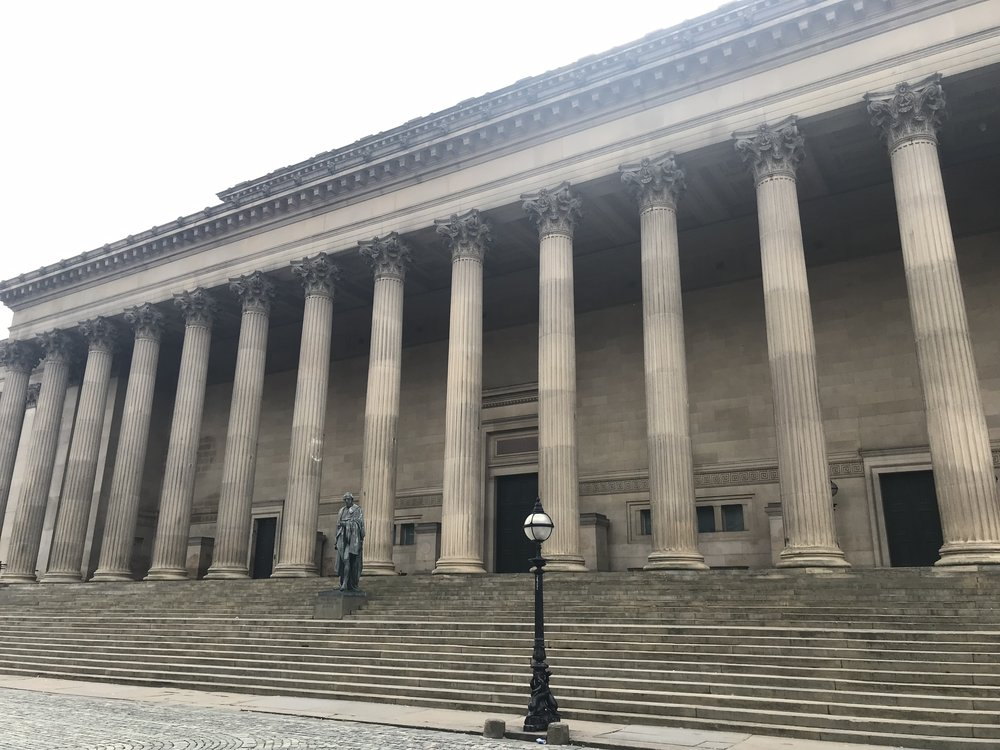 St George Hall
