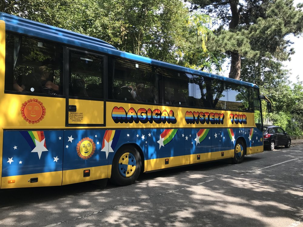 Our Magical motorcoach