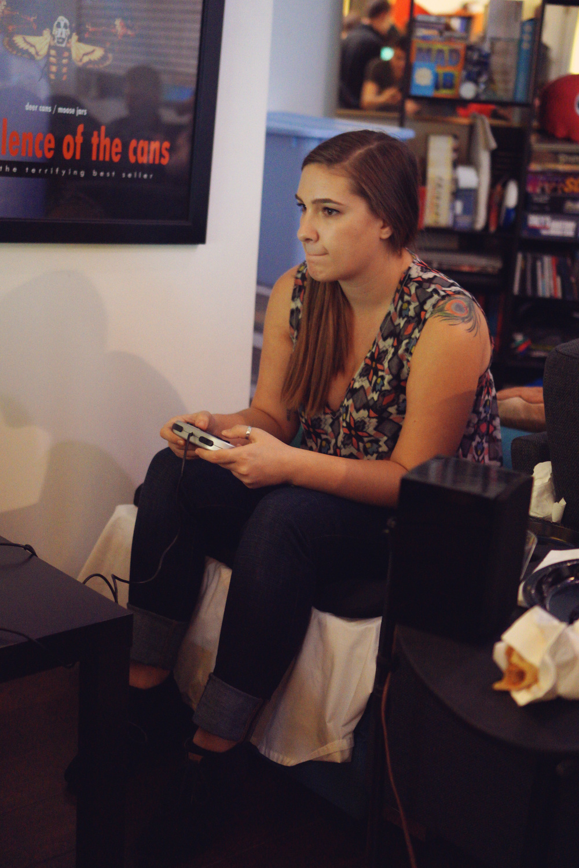 DSC02385 Serious Gamer Fran.JPG