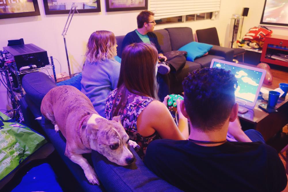 DSC03523 Couch Straddling Rocco.JPG