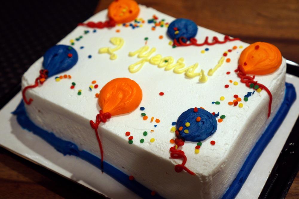 DSC00643 The Anniversary Cake.JPG