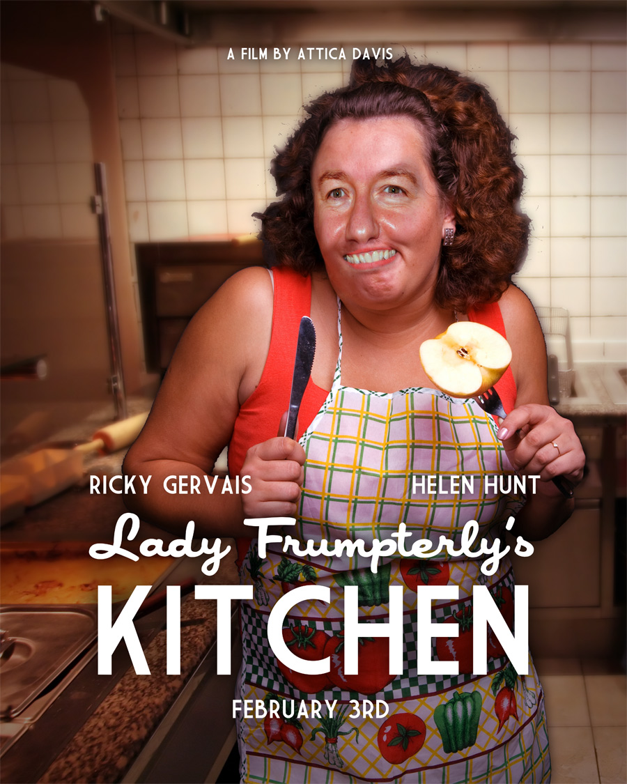 Lady Frumpterly's Kitchen