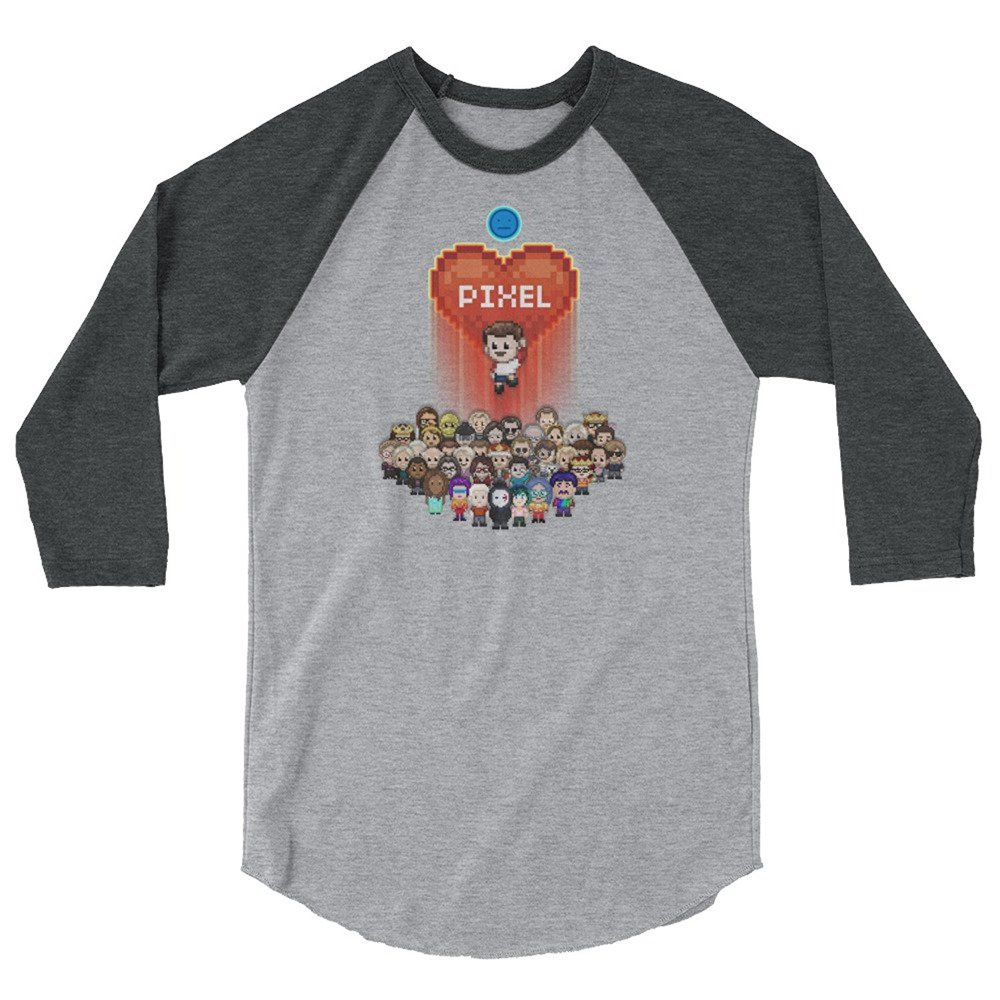 PixelLove Family Shirt