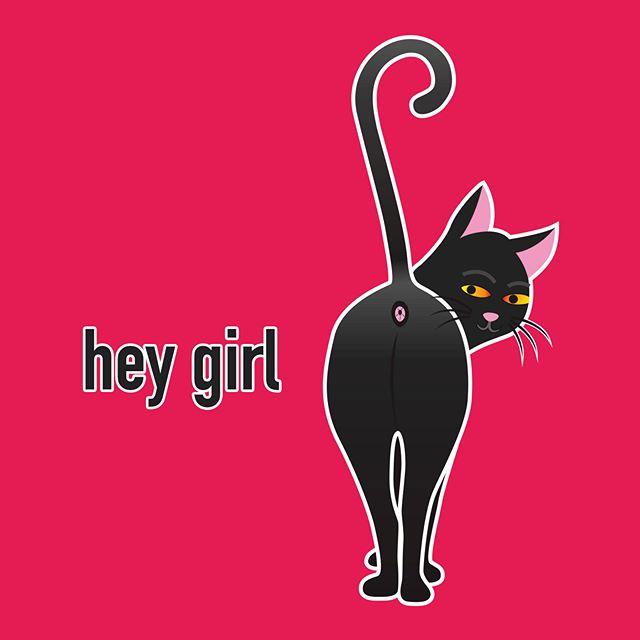 #heygirl #catbutt #awkward #ahsg