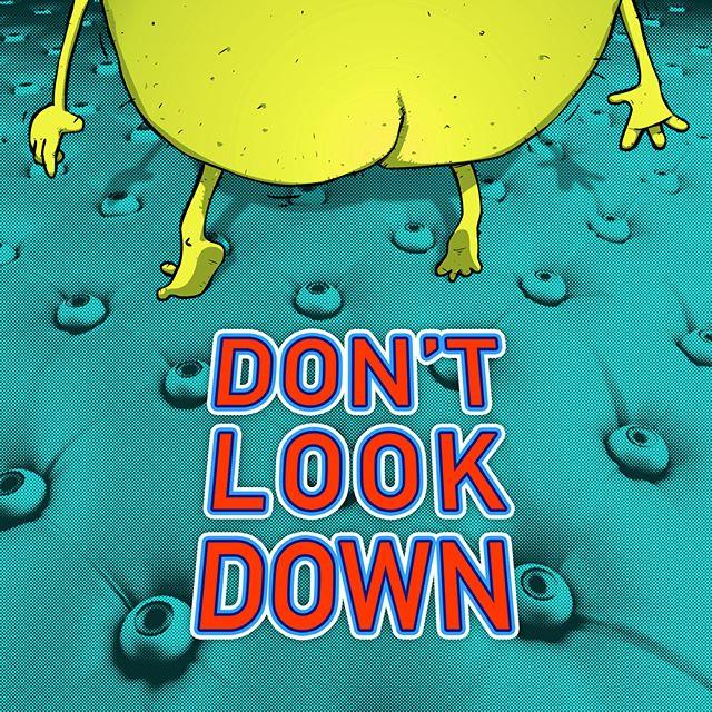 #dontlookdown #awkward #ahsg