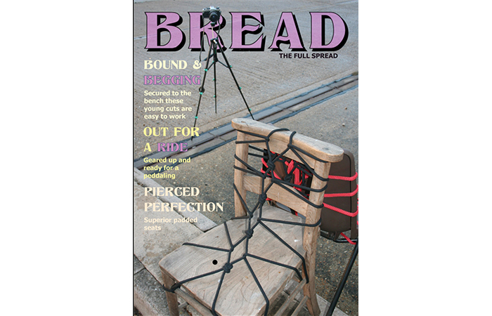 J G Bonson, Bread, 6 x 8 inches, Magazine Publication, 2012