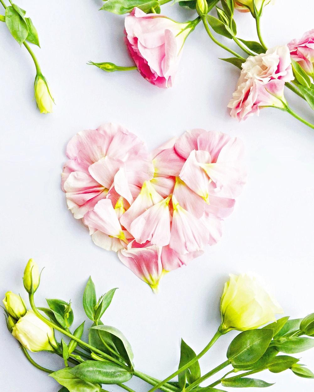 honeyandvelvet_flowerheart