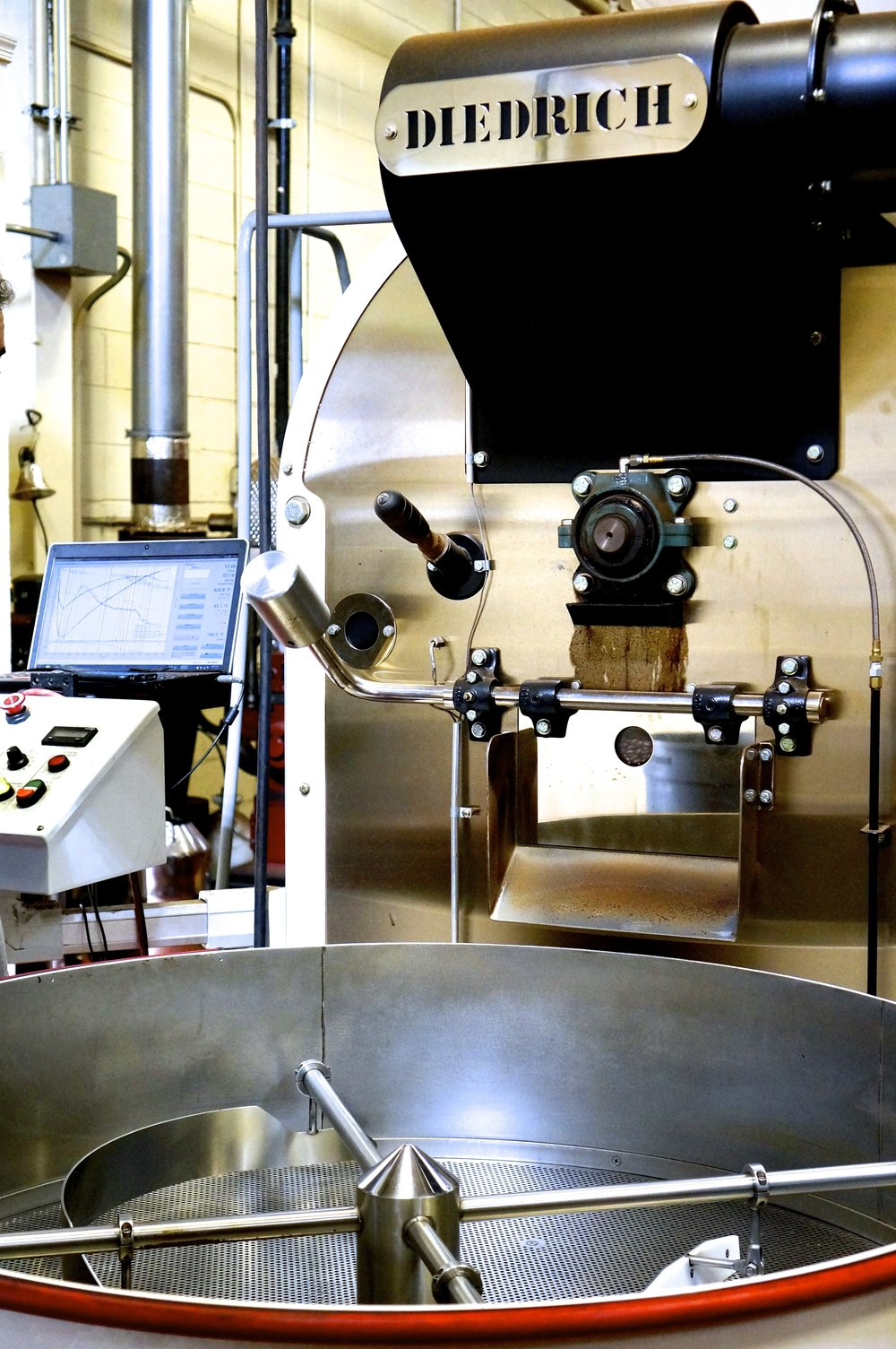la colombe coffee roasting factory