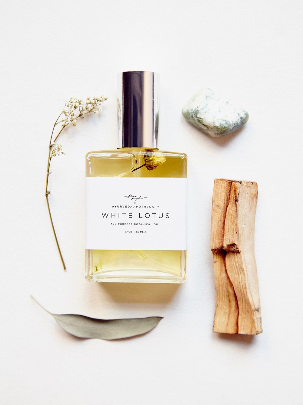 White Lotus All Purpose Botanical Oil $48.00