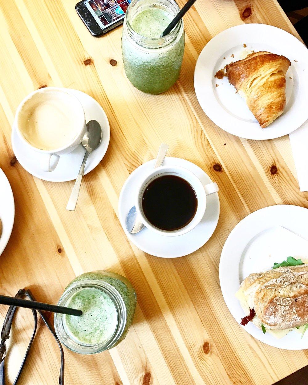 Liebes Bisschen Pankow coffee smoothie