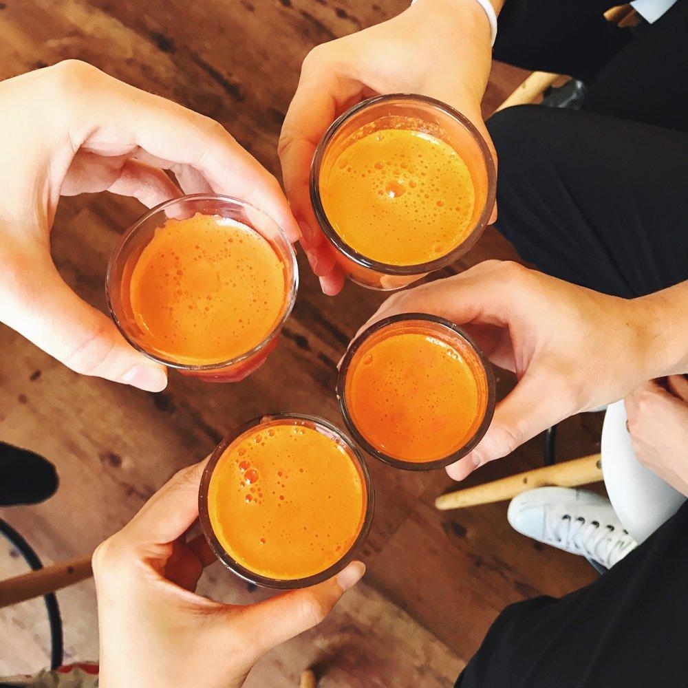 Liebes Bisschen Pankow juice