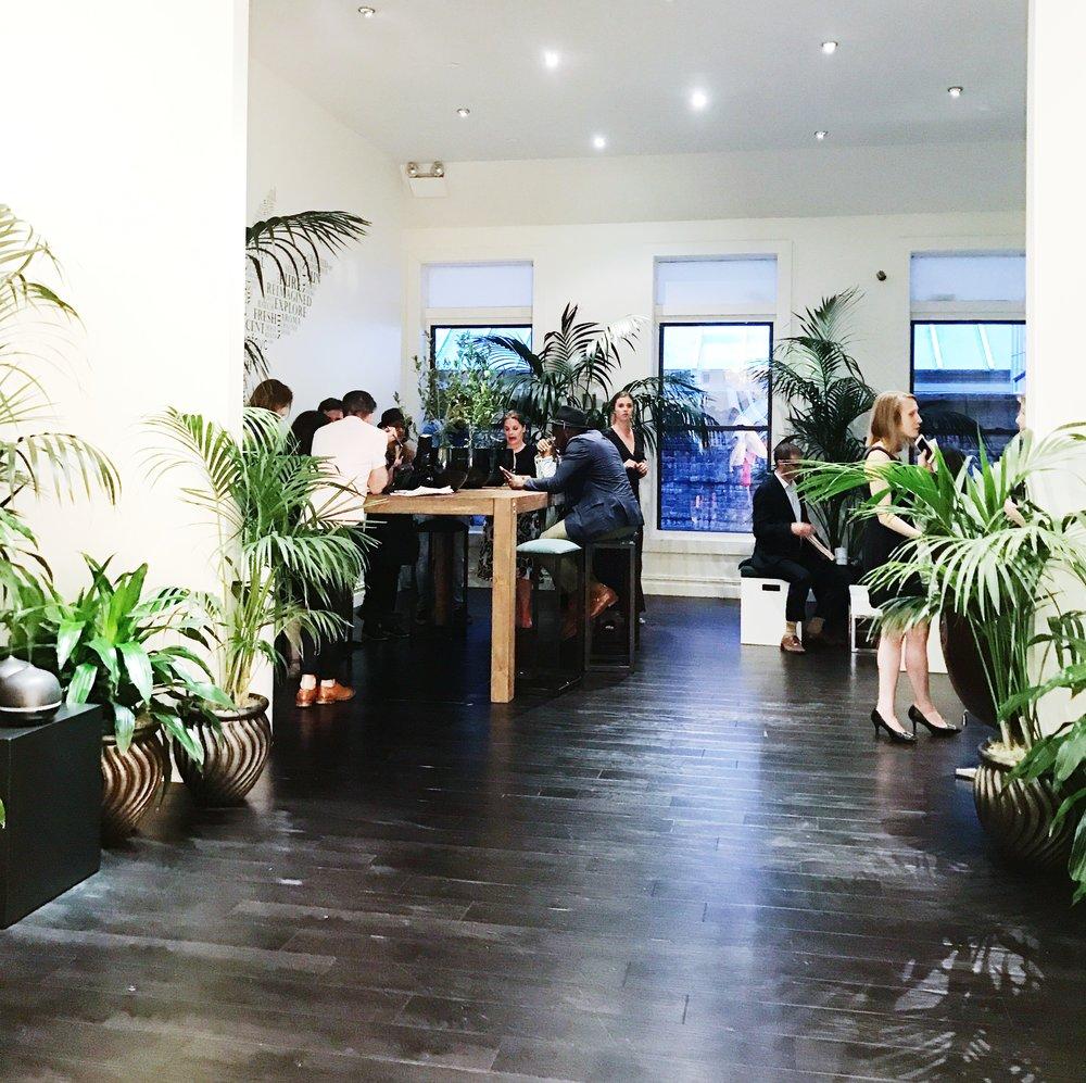 pure leaf tea house