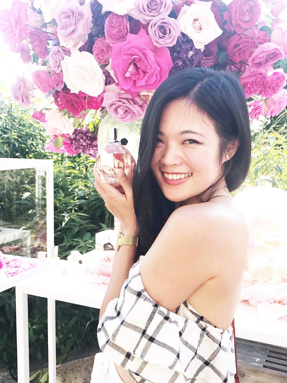 leanne wei honey & velvet flowerbomb twist viktor & rolf