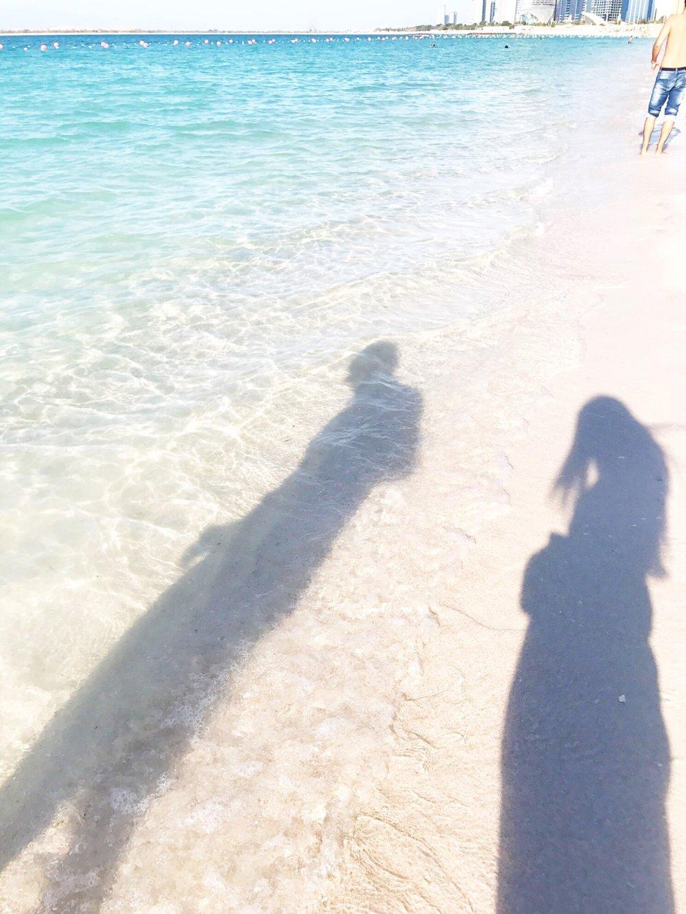corniche beach abu dhabi