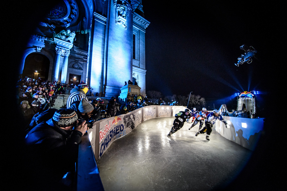 Gallery: Redbull Crashed Ice.