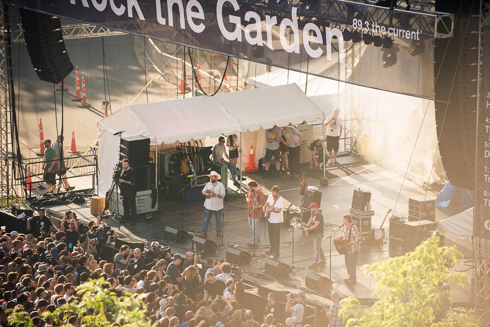 Rock The Garden - 2012
