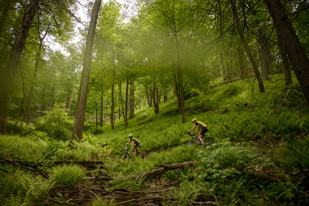 Rothrock State Forest - Trans-Sylvania Mountain Bike Epic