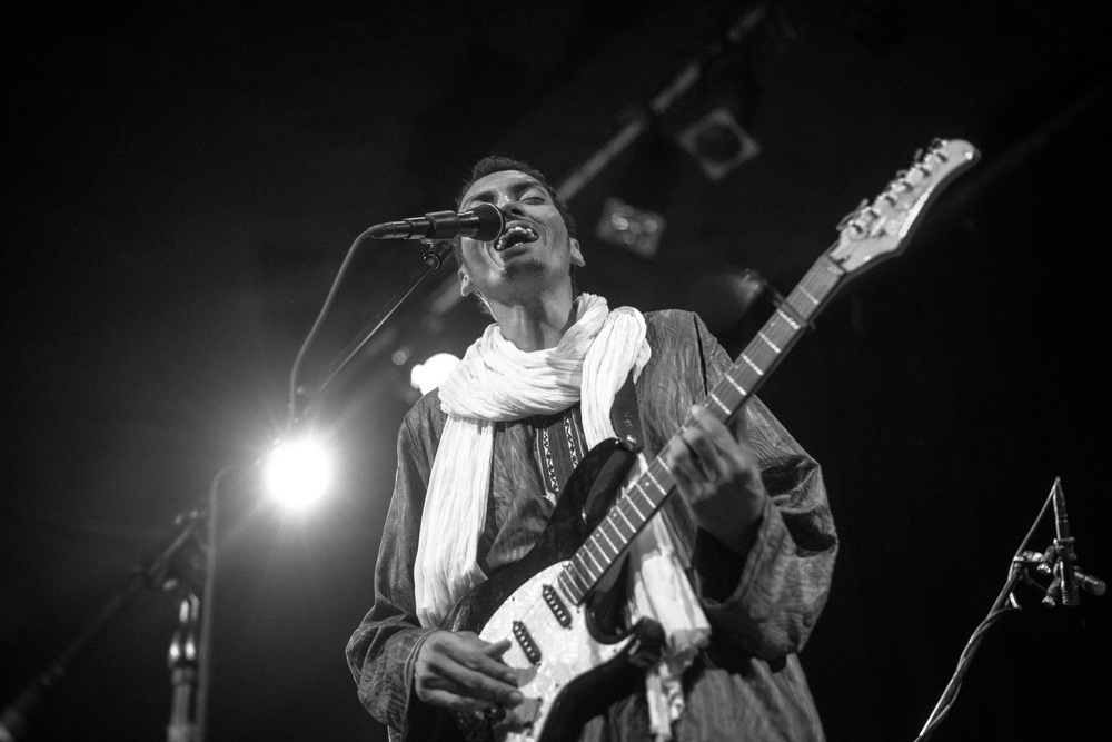 Bombino performs at The Cedar Cultural Center, June 11th, 2013