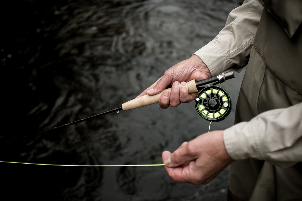 Fly Fishing - Vail, CO.