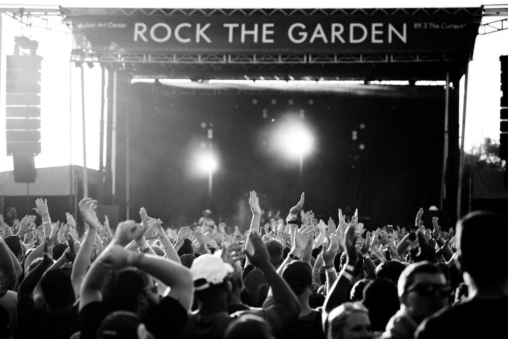 Rock the Garden 2016