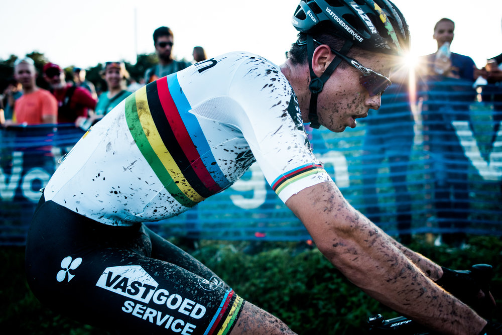 World Champ - Wout Van Aert