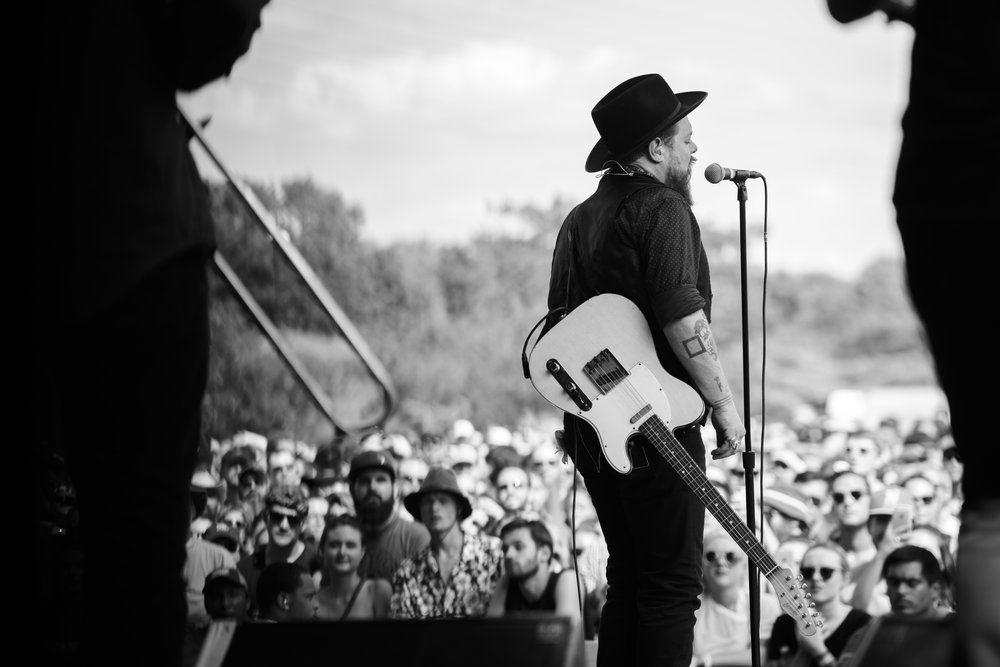 Rock The Garden – Nathaniel Rateliff