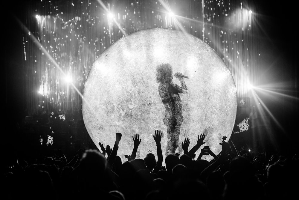 Rock The Garden – Flaming Lips