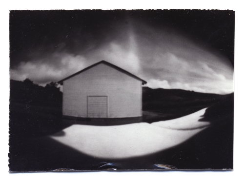 Building 828 | Pinhole Camera Experiment